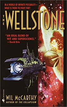 The Wellstone by [McCarthy, Wil]