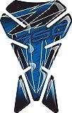 paraserbatoio Sticker, tankpad, tankschutz, protection de Resevoir, Résine Effet 3d Compatible avec Kawasaki Z750V11