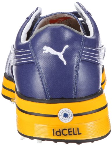 Puma Golf Club 917  Bright 185461  Men s Sports Shoes Blue Size  7 5