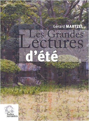 Les grandes lectures d'été : Un pas vers le théâtre Nô par Gérard Martzel