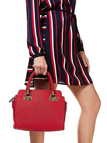 Bauletto Donna LIU-JO N17084E0087 Rosso rot, rot