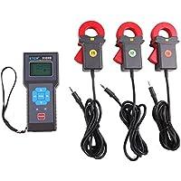CA de tres canales de supervisión de alimentación Recorder Pinza amperimétrica etcr8300b