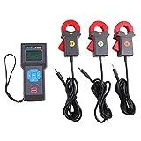 Wechselstrom der Dreikanal-Stromüberwachung Recorder Stromzange ETCR8300B