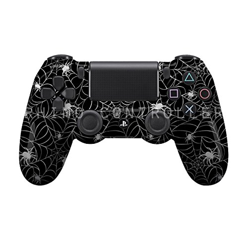 brugerdefinerede-sony-playstation-ps-4-4-tradloese-controllere-de-netto-spider