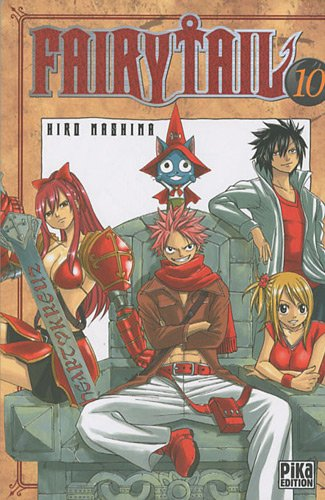 Fairy Tail Edition simple Tome 10