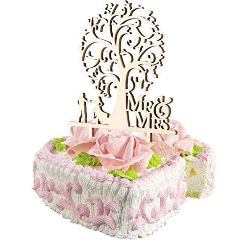Generic Romantic Bride and groom Wedding Cake Toppers
