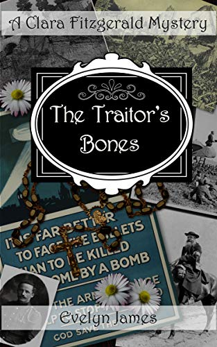 The Traitor's Bones: A Clara Fitzgerald Mystery (The Clara Fitzgerald Mysteries Book 14) (English Edition) por Evelyn  James