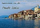 Impressionen von der Monte Isola (Tischkalender 2019 DIN A5 quer): Eindrücke und Einblicke von der Monte Isola im Iseosee (Geburtstagskalender, 14 Seiten ) (CALVENDO Orte)