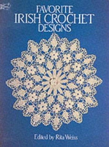 Favourite Irish Crochet Designs (Dover Knitting, Crochet, Tatting,