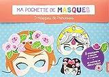Ma pochette d'artiste - Masques de princesses (éd.2017)