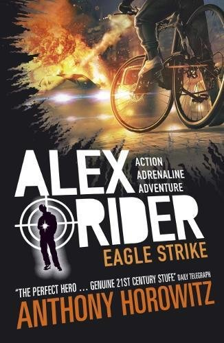 Alex Rider 4. Eagle Strike por Horowitz Anthony