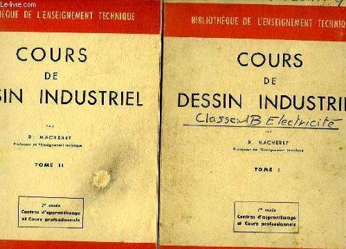Cours De Dessin Industriel Tome 1 Tome 2 Telecharger Pdf