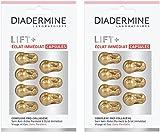Diadermine - Lift+ Capsules Anti-Rides Eclat Immediat - 4 ml - Lot de 2