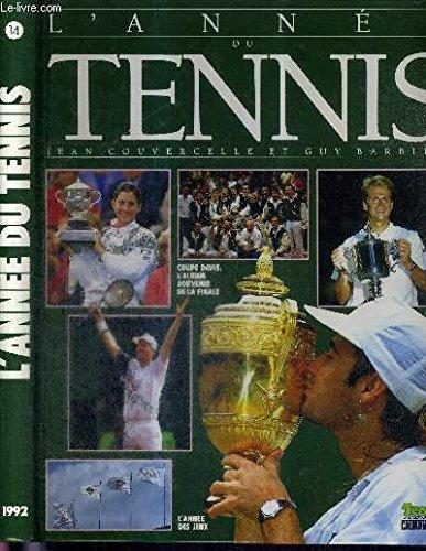 L'annee du tennis 1992.