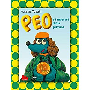Peo e i maestri della pittura. DVD. Con libro