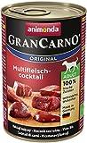 Animonda Gran Carno Hundefutter, 6 x 400 g