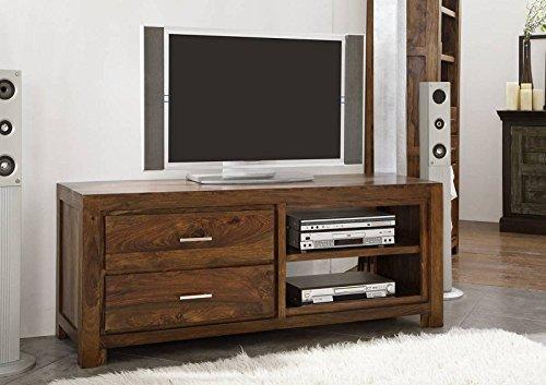 Meuble TV - Bois massif de palissandre laqué - METRO LIFE #109