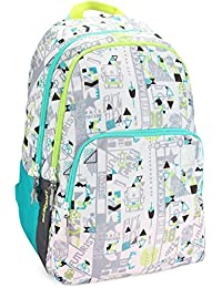 White School Bags  Buy White School Bags online at best prices in ... 9bca625a85b73