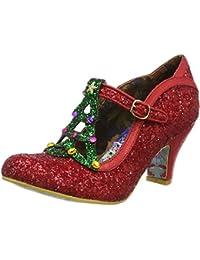 Para Mujer Princess De Amazon es Tacón Zapatos AqCnX7w