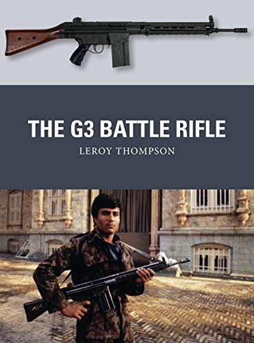 The G3 Battle Rifle (Weapon, Band 68) -