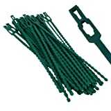 Garden Plant Ties - Easy To Use And Reusable (30 Pack)