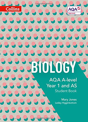 AQA A Level Biology Year 1 and AS Student Book (AQA A Level Science) por Mary Jones