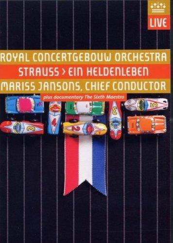 Strauss: Ein Heldenleben +Dokumentation Mariss Jansons Preisvergleich