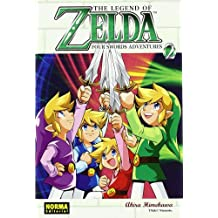 Legend of Zelda 9: Four Swords Adventures: 2
