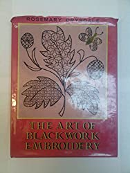 The Art of Blackwork Embroidery by Rosemary Drysdale (1975-10-23)