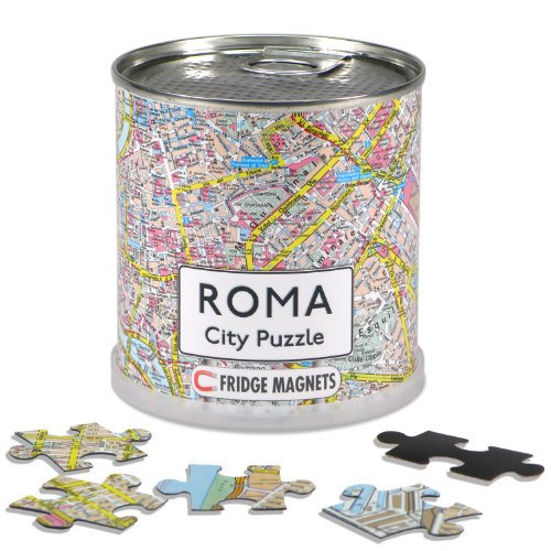 Preisvergleich Produktbild City Puzzle Magnets - Rom / Roma