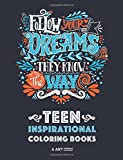 Teen Inspirational Coloring Books: Positive Inspiration for Teenagers, Tweens, Older Kids, Boys, & Girls, Creative Art Pages, Art Therapy & Meditation ... Stress Relief & Relaxation, Relaxing Designs