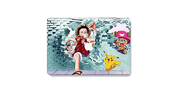 Luffy /& Chopper LRS132 RQTX Anime Series Plastic Hard Case Laptop Shell Cover for MacBook Air 13 inch with Retina Display MacBook Air 13 inch Case 2018 Release A1932