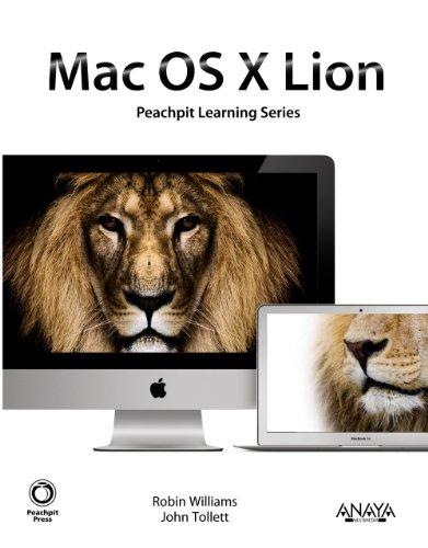 Mac OS X Lion (Títulos Especiales) por Robin Williams