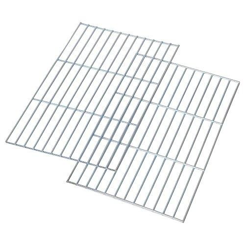 yahee-2-x-grillrost-ersatzrost-grillgitter-bbq-antihaft-rost-zum-grillen-fur-grillparty-415-x-275-cm