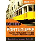 Get by in Portuguese Pack (BBC Active Get By)