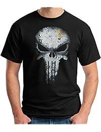 35mm - Camiseta Hombre - The Punisher - El Castigador