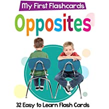 Opposites (Flash Cards)