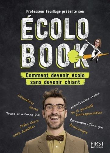 Professeur Feuillage présente son écolo book