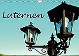 Laternen (Wandkalender 2013 DIN A4 quer): futuristische und nostalgische Außenbeleuchtung (Monatskalender, 14 Seiten)