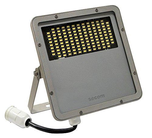 Secom Protek Proyector Industrial LED, 25 W, Gris