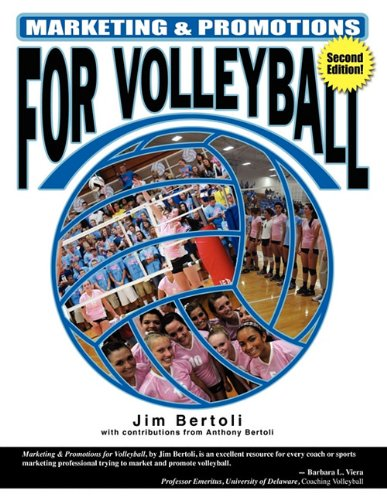Marketing & Promotions for Volleyball por Jim Bertoli