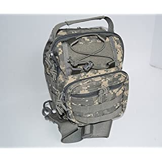 Acid Tactical® Survival MOLLE First Aid kit Carry Pack Trauma Medic Bag Utility - Digital Camo ACU