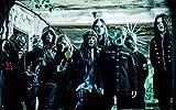 #6: Posterhouzz Music Slipknot Band (Music) United States HD Wall Poster