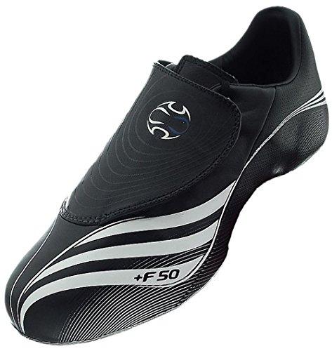 buy online b9063 8b796 Adidas F50.7 Tunit Upper, Chaussures de football pour homme - Noir - noir