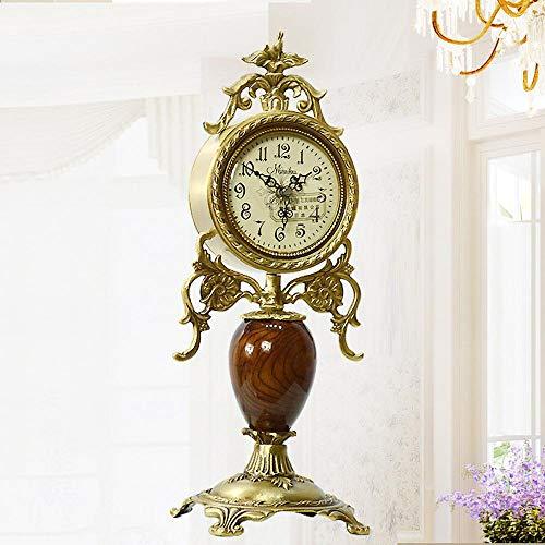 Gquan Reloj de Escritorio: Amazon.es: Hogar