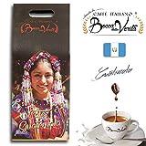 Caffè Italiano Bocca Della Verità Caffè in Grani Torrefatto GUATEMALA - Sacco da 1 KG