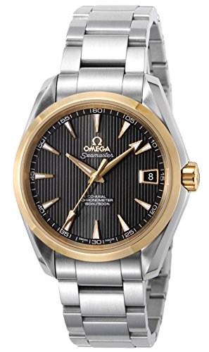OMEGA MEN'S 38MM STEEL BRACELET & CASE AUTOMATIC WATCH 231.20.39.21.06.004