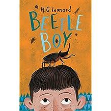Beetle Boy (The Battle of the Beetles)