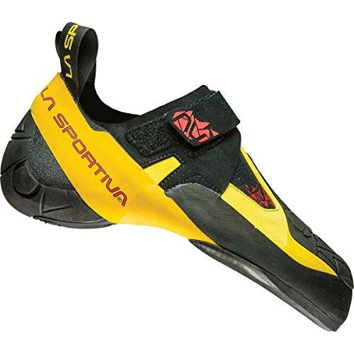 La Sportiva S.p.A. Skwama Men Black/Yellow