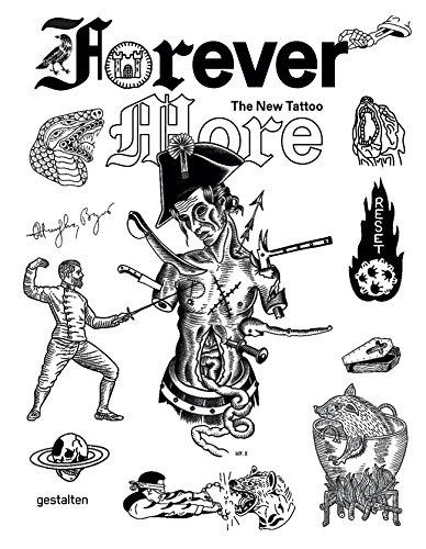 Forever More: The New Tattoo (Race Team-grafik)